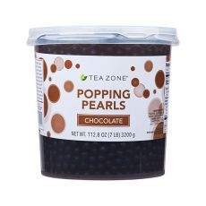 Tea Zone Chocolate Popping Pearls (7 lbs), B2071