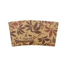 Traditional Cup Jackets - Fleur Brown - 1,000 ct, KYC5300 (Fleur, Brown)