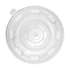 36oz PP Flat Lid - For Injection Molding Bowl - 300 ct, KYFP-IMBL179