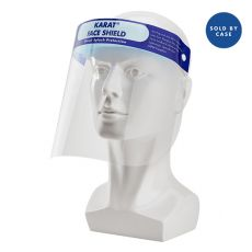 Karat Anti-Fog Face Shield , GS-PPE400