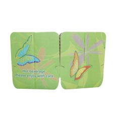 Karat Tulip Cup Jackets - Cheerful Green - 1,000 ct, C5100 (Cheerful Green)