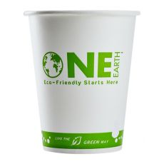 Karat Earth 12oz Eco-Friendly Paper Cold Cups - 1,000 ct , KE-KCP12